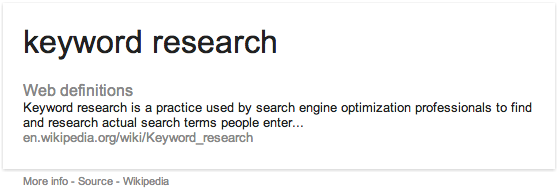 What-is-keyword-research