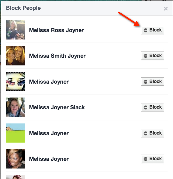 how to call someone who blockled me